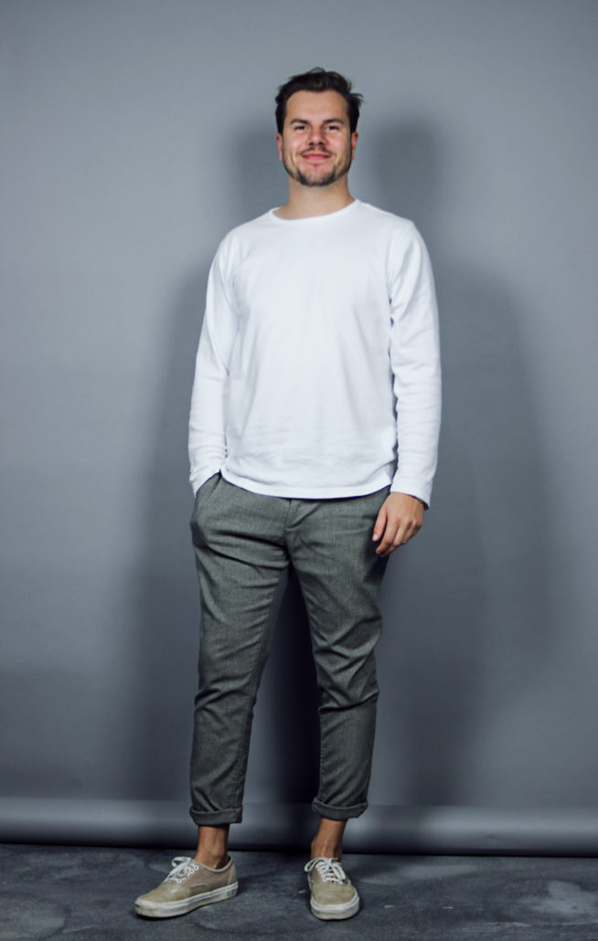 christian male model